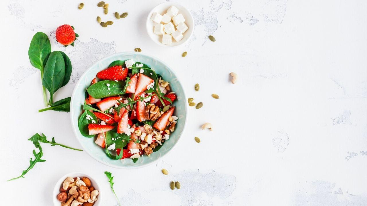 strawberry neutritions