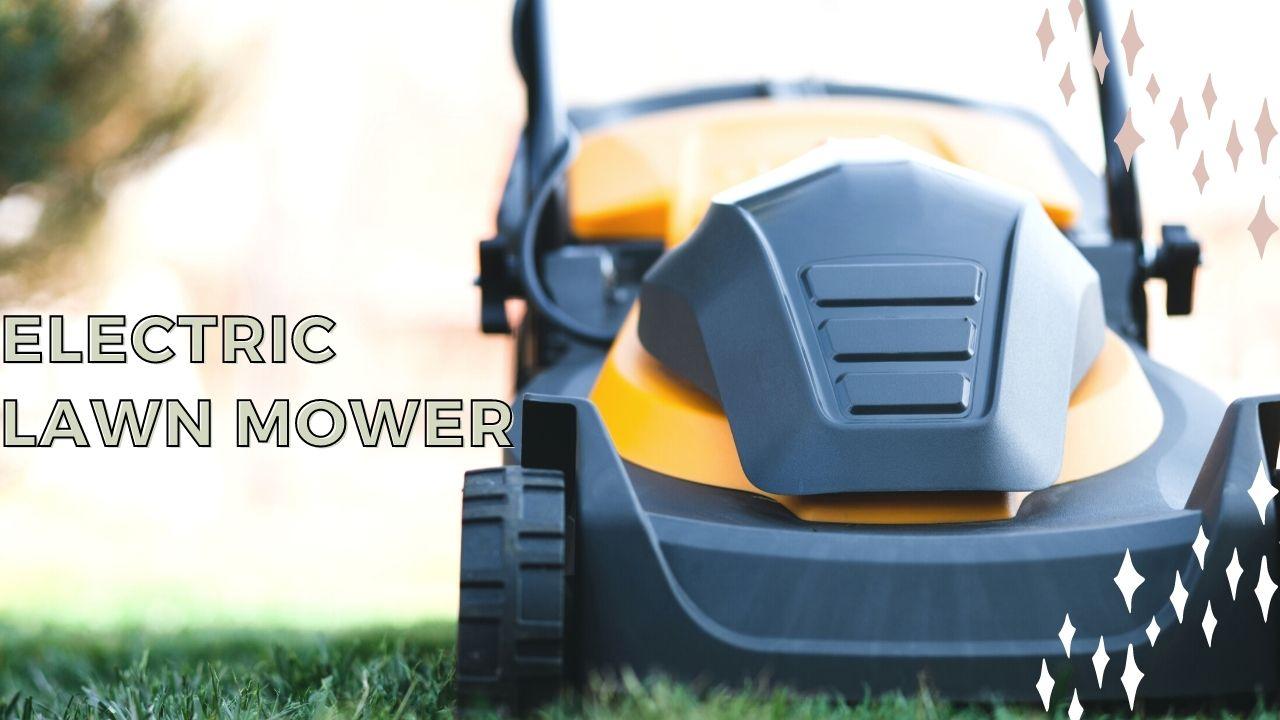 Electric Lawn Mower (1)